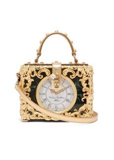 Dolce & Gabbana Clockface box bag
