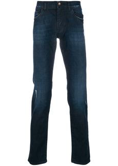 Dolce & Gabbana comfort fit jeans - Blue