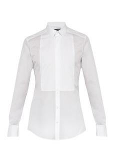 Dolce & Gabbana Cotton poplin formal shirt