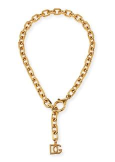 Dolce & Gabbana DG Lariat Necklace