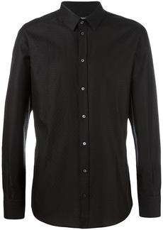 Dolce & Gabbana diamond patterned shirt - Black