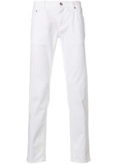 Dolce & Gabbana Five Pocket chinos - White