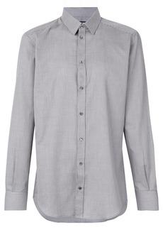 Dolce & Gabbana geometric print shirt - White