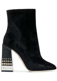 Dolce & Gabbana Jackie ankle boots - Black