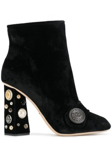 Dolce & Gabbana Jackie boots - Black