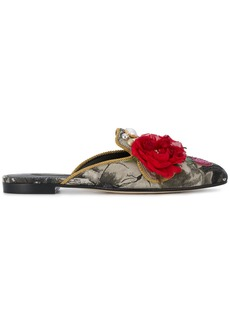 Dolce & Gabbana Jackie mules - Multicolour