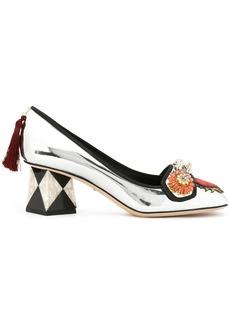 Dolce & Gabbana Jackie pumps - Metallic