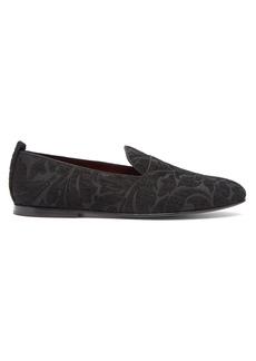 Dolce & Gabbana Jacquard loafers