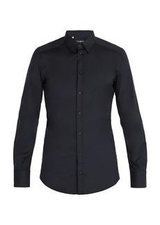 Dolce & Gabbana Johnny stretch cotton shirt
