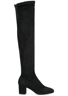 Dolce & Gabbana knee length boots - Black