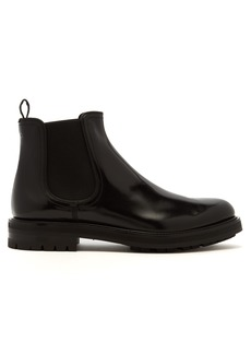 Dolce & Gabbana Leather chelsea boots