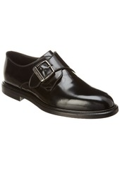 Dolce & Gabbana Leather Dress Shoe