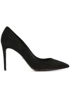 Dolce & Gabbana leopard trim pumps - Black