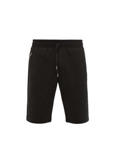 Dolce & Gabbana Logo cotton-jersey shorts