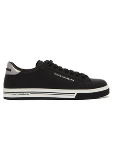 Dolce & Gabbana Low-top leather trainers