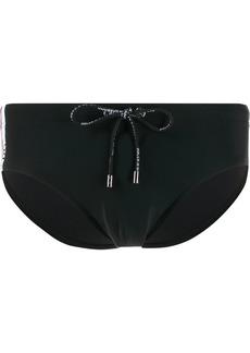 Dolce & Gabbana logo band swimming trunks