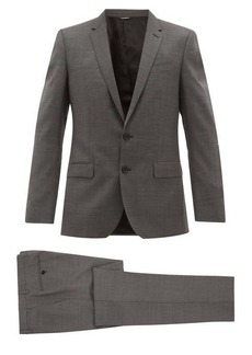 Dolce & Gabbana Martini-fit virgin wool two-piece suit