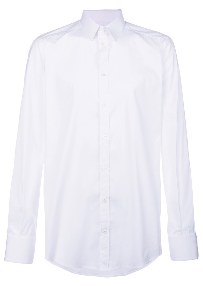 Dolce & Gabbana Martini tailored shirt