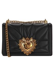 Dolce & gabbana Medium Devotion Crossbody Bag