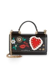 Dolce & Gabbana Mini Von Shoulder Bag