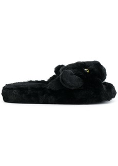 Dolce & Gabbana panther sandals