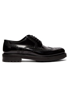 Dolce & Gabbana Patent-leather brogues