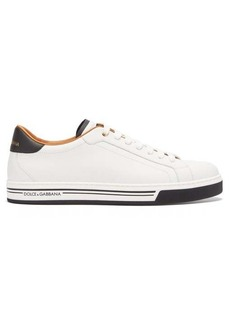 Dolce & Gabbana Portofino low-top leather trainers