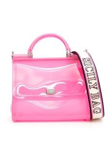 Dolce & Gabbana Pvc Sicily Bag