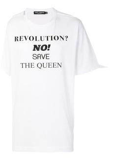 Dolce & Gabbana Revolution? T-shirt - White