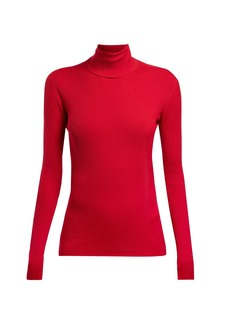 Dolce & Gabbana Ribbed roll-neck sweater
