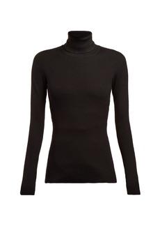 Dolce & Gabbana Ribbed virgin-wool roll-neck sweater
