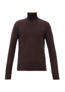Dolce & Gabbana Roll-neck wool sweater
