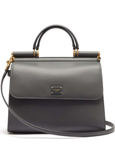 Dolce & Gabbana Sicily 58 large leather bag