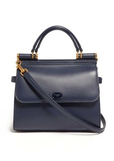Dolce & Gabbana Sicily small leather bag