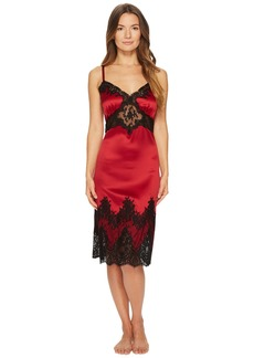 Dolce & Gabbana Silk with Lace Nightgown Sottoveste