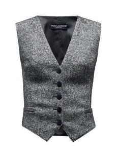 Dolce & Gabbana Single-breasted waistcoat