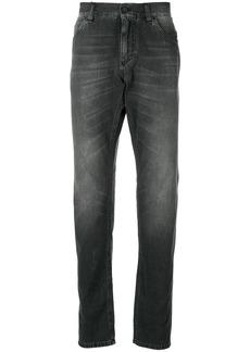 Dolce & Gabbana slim faded jeans - Grey