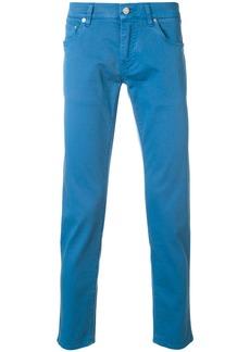 Dolce & Gabbana slim fit chinos - Blue