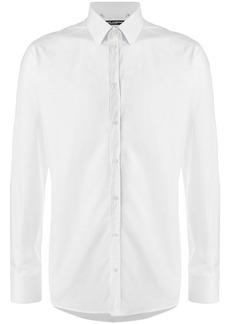 Dolce & Gabbana slim fit classic shirt - White