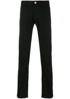 Dolce & Gabbana straight leg jeans - Black