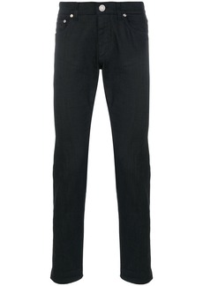 Dolce & Gabbana straight-leg jeans - Black