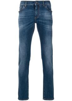 Dolce & Gabbana straight leg jeans - Blue