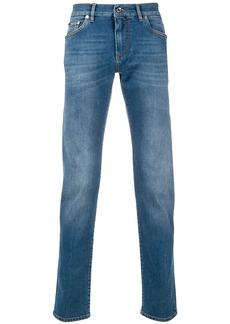 Dolce & Gabbana straight-leg jeans - Blue