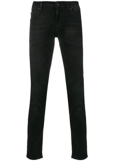 Dolce & Gabbana straight leg trousers - Black