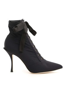 Dolce & Gabbana Stretch Lori Booties