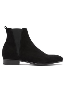 Dolce & Gabbana Suede chelsea boots