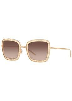 Dolce & Gabbana Sunglasses, DG2225 52