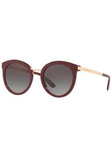 Dolce & Gabbana Sunglasses, DG4268 52