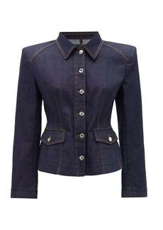 Dolce & Gabbana Tailored denim jacket