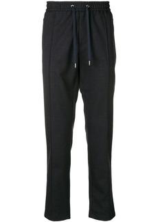 Dolce & Gabbana tailored joggers - Blue